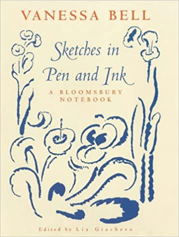 Sketches in pen and ink - A Bloomsbury Notebook de Vanessa Bell 51KNRTWQVWL._SX356_BO1,204,203,200_