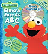 Sesame Street Elmo's Easy as ABC Book and DVD