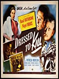 The Mystery of Sherlock Holmes: Dressed To Kill