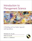 Introduction to Management Science 9780072348477