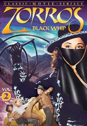 Zorro's Black Whip Vol 2 Chapter (Hamilton Seven Gang)