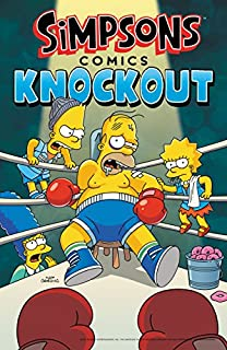 Book Cover: Simpsons Comics Knockout