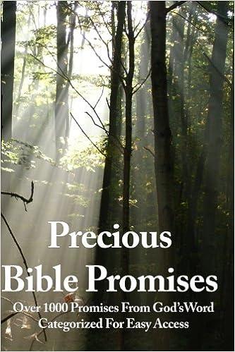 Precious Bible Promises Samuel D D Clark 9781456593803 Books