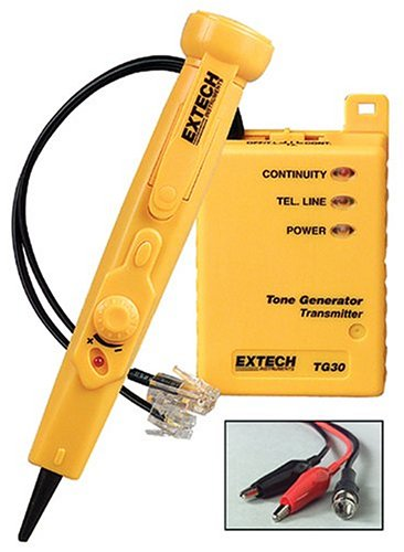 Extech TG30 Generator Amplifier Tracer