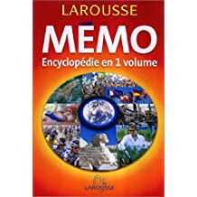 Memo Larousse Ed.2003