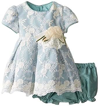 Amazon.com: Laura Ashley London Baby-Girls Newborn Green