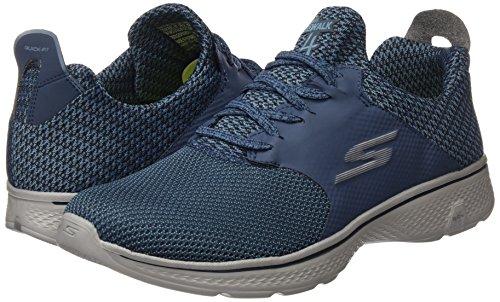 Gris Navy 4 Instinct Skechers Running Walk Homme Chaussures Chaussures Homme Go de 2388c6