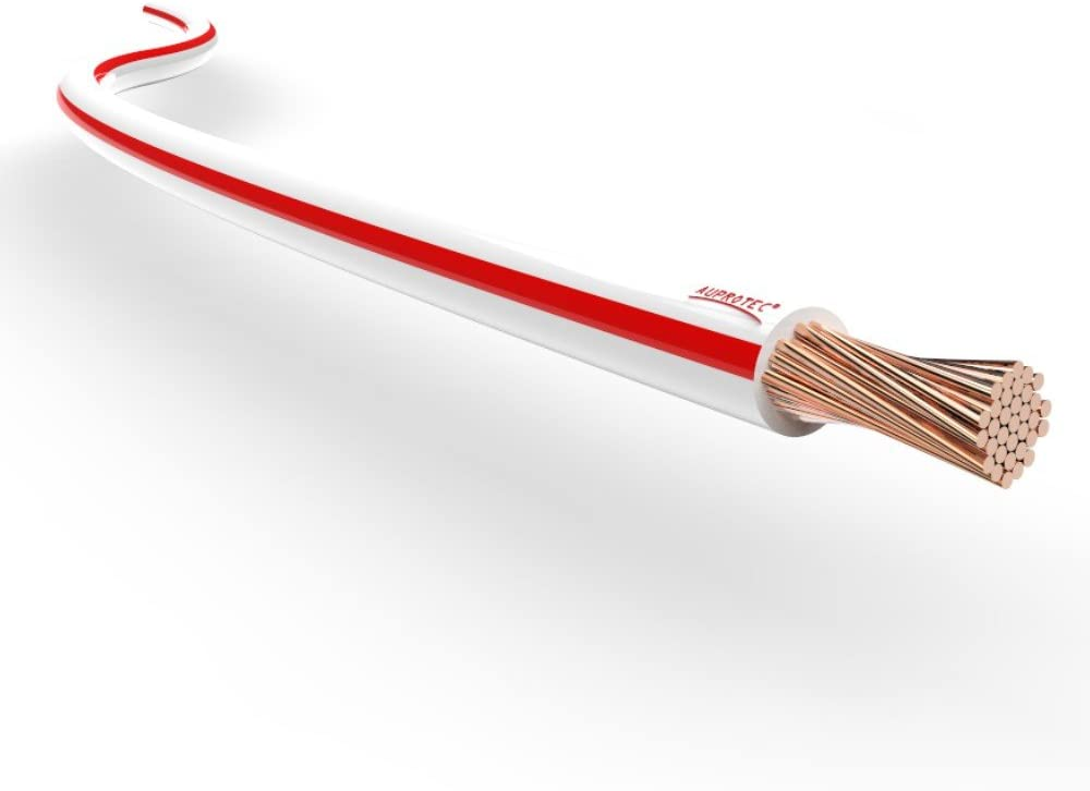10m metre 0.75 mm/² Automotive Wire 0.75 mm/² Thin Wall Cable length 5m or 10m choice: AWG 19//20 copper wire, black-green