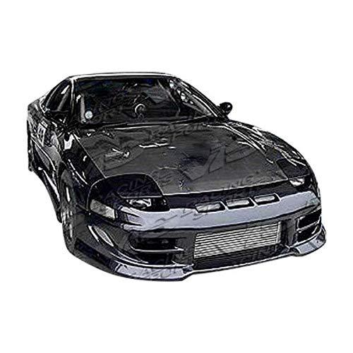 VIS Racing (VIS-YTG-480) OEM Style Hood Carbon Fiber - Compatible for Mitsubishi 3000GT 1991-1993 (1991 1992 1993 | 91 92 93)