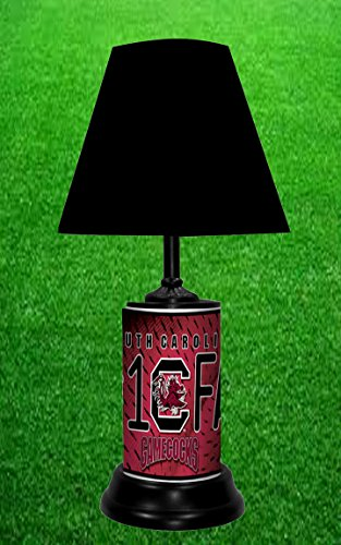 TAGZ Sports South Carolina Gamecocks NCAA LAMP