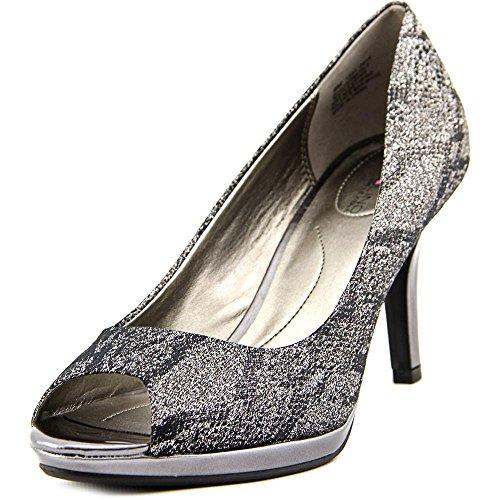 Women's Bandolino, Supermodel High Heel Pumps PEWTER 6 M - Pewter High Heels: Amazon.com