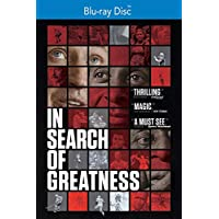 In Search of Greatness [Blu-ray]