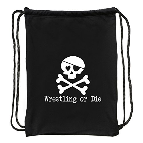 Eddany Wrestling or die Sport Bag by Eddany