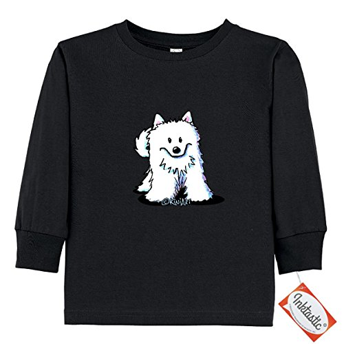 inktastic-little-boys-eskimo-cutie-pie-for-lights-toddler-long-sleeve-t-shirts-by-kiniart-2t-black