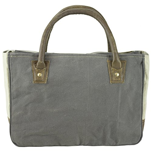 Bag Leather Handbag Sunsa 51622 Made Shoulder Buying Of Lady Fabric Bag Vintage FxYwOq5