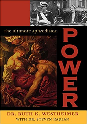 Book Power: The Ultimate Aphrodisiac