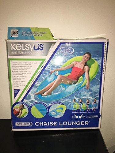 Kelsyus Deluxe Chaise Lounger by Kelsyus