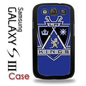 Samsung Galaxy S3 Plastic Case - Kings Hockey LA Los Angeles