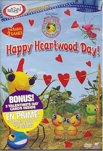 Miss Spiders Sunny Patch Friends - Happy Heartwood Day