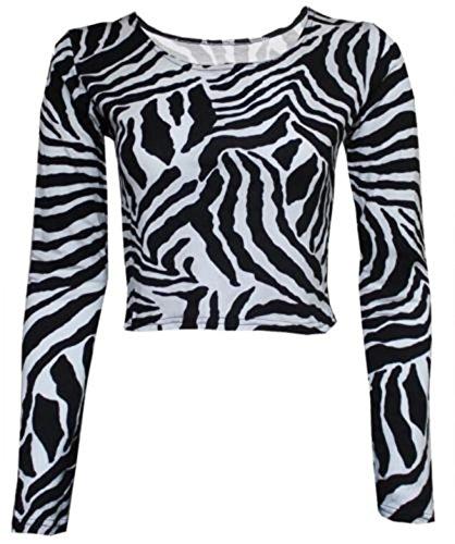 Zebra Crop - 1