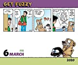 Get Fuzzy 2020 Day-to-Day Calendar
