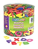 Chenille Kraft WonderFoam Letters and Numbers