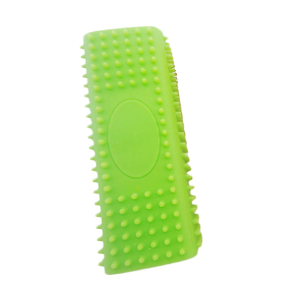 Pet Dog Cat Hair Remover Fluff Fuzz Removal Brush Silicon Cars Carpet Clothes Sofa Cleaner Random Colour