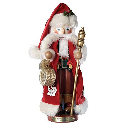 Steinbach 12 Day Of Christmas - Signed Karla Steinbach 12 Days of Christmas Part 4 (7 Swans a Swimming) Seinbach Nutcracker