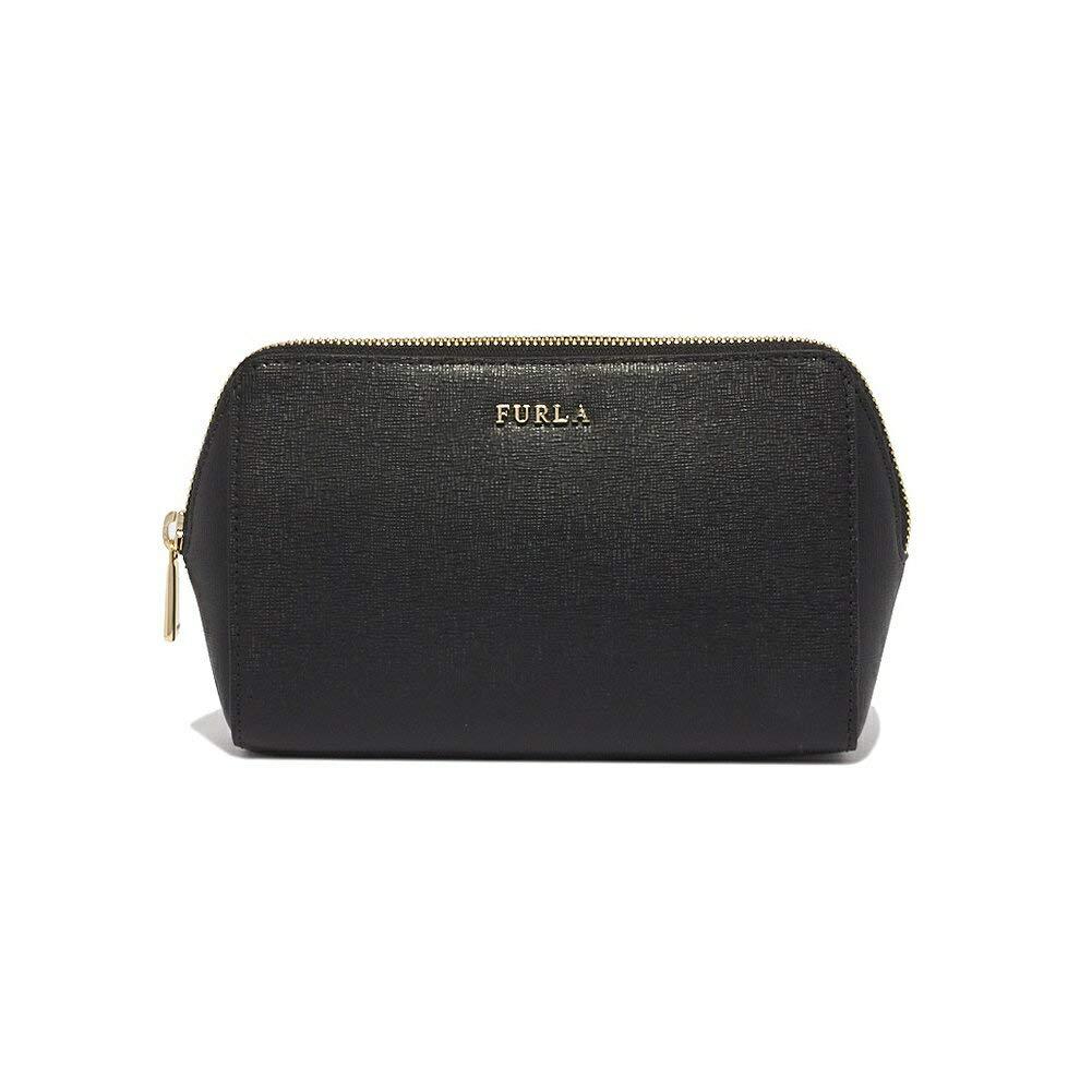 (フルラ) FURLA ポーチ ELECTRA L COSMETIC CASE レディース ONYX 888169 EP20B30 O60 [並行輸入品]   B07PQQGVBJ
