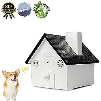 Amazon Com Ultrasonic Anti Barking Device 2018 Model