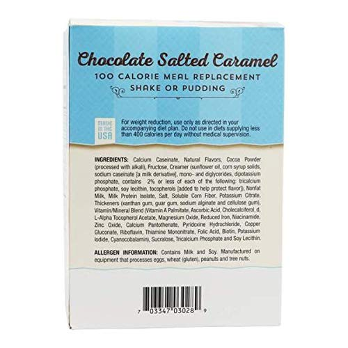 BariatricPal 15g Protein Shake or Pudding - Chocolate Salted Caramel by BariatricPal (Image #3)