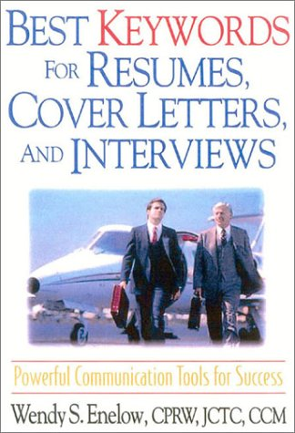 Best KeyWords for Resumes, Cover Letters, and Interviews: Powerful Communication Tools for Success pdf epub