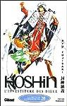 Hoshin, tome 20 : L'Investiture des Dieux par Fujisaki