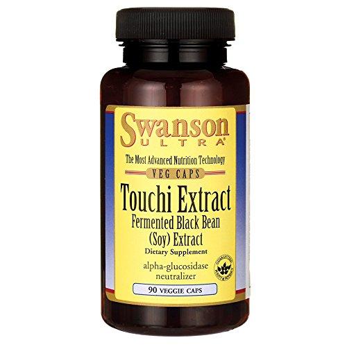 Swanson Touchi Extract 300 Milligrams 90 Veg Capsules (Touching The Void Film)