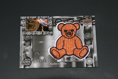"Upper Deck Firefly Patch Card ""Kaylee's Teddy"""