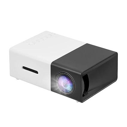 Amazon.com: Mini proyector actualizado de Asixx, proyector ...