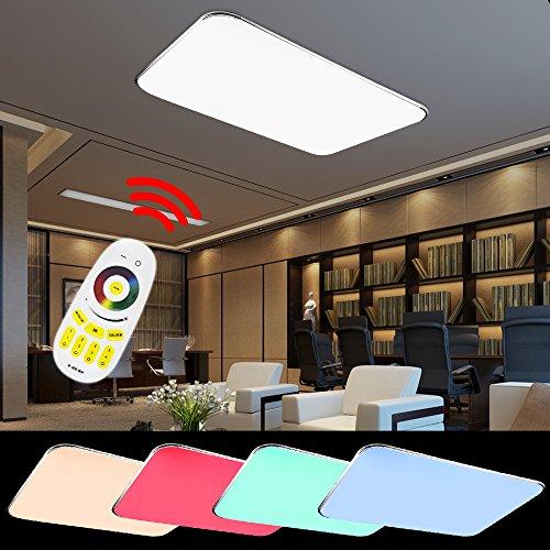 Reviewmeta Com Pass Hg 90w Led Deckenlampe Markantes Design Rgb
