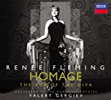 Music : Homage: The Age of the Diva ~ Renee Fleming
