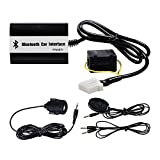 Best Bose Car Amplifiers - Car Stereo Bluetooth AUX Adapter Kit for Mazda Review