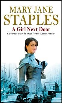 Book A Girl Next Door: An Adams Family Saga Novel (The Adams Family)