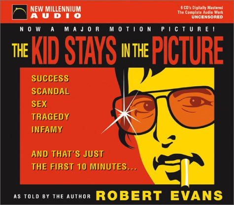 The Kid Stays in the Picture by New Millenium Audio