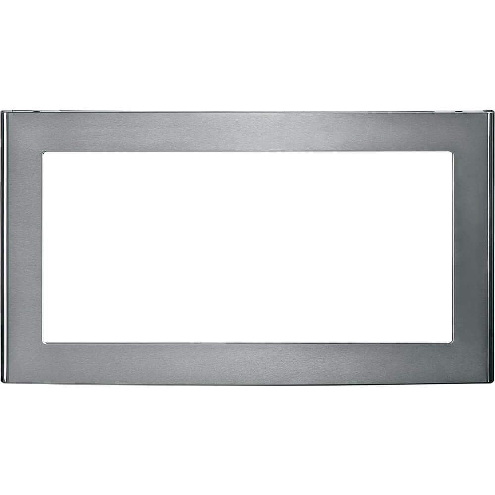 "GE JX830SFSS 30"" Stainless Steel Deluxe Microwave Trim Kit"