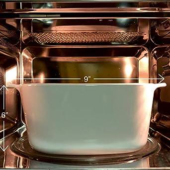 Amazon.com: Ecuador 0.8 pies cúbicos. Microondas y horno ...