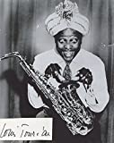 Louis Jordan Autographed Signed 8x10 Photo 'Tympany Five'
