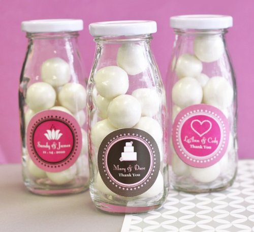 Theme Personalized Milk Bottles - Theme Personalized Milk Bottles - Total 96 items