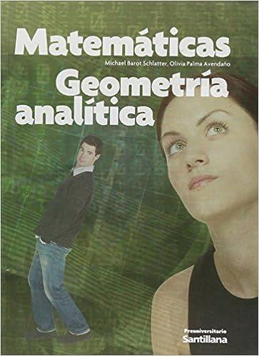 Descargas gratuitas de libros de texto en inglés Matematicas/ Mathematics: Geometria Analitica/ Analitical Geometry 9702918596 PDF