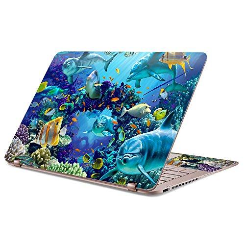 MightySkins Skin For Asus Zenbook Flip UX360UA 13