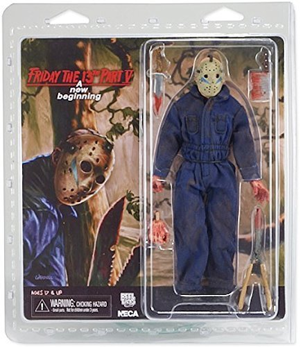 NECA Friday The 13th Part - 5 - Part Jason (Roy) Clothed 8
