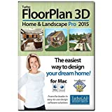 TurboFLOORPLAN Home & Landscape Pro Mac 2015 [Download]