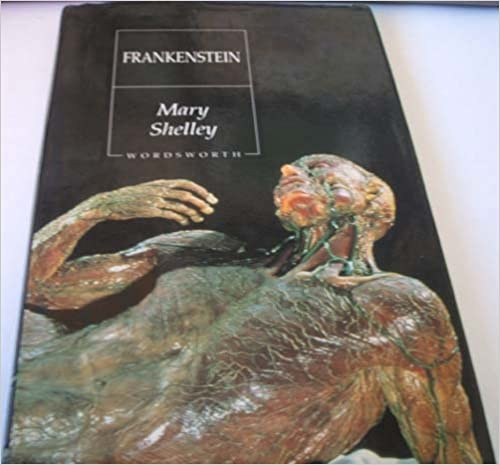 who was the author of the book about frankenstein